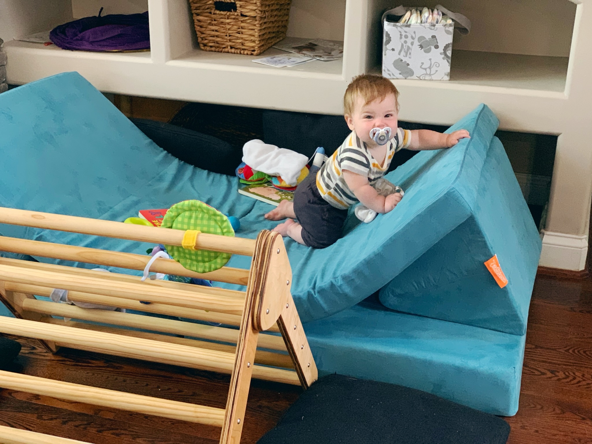 Nuggets: Part-Furniture, Part-Toy - We are Mom Friends